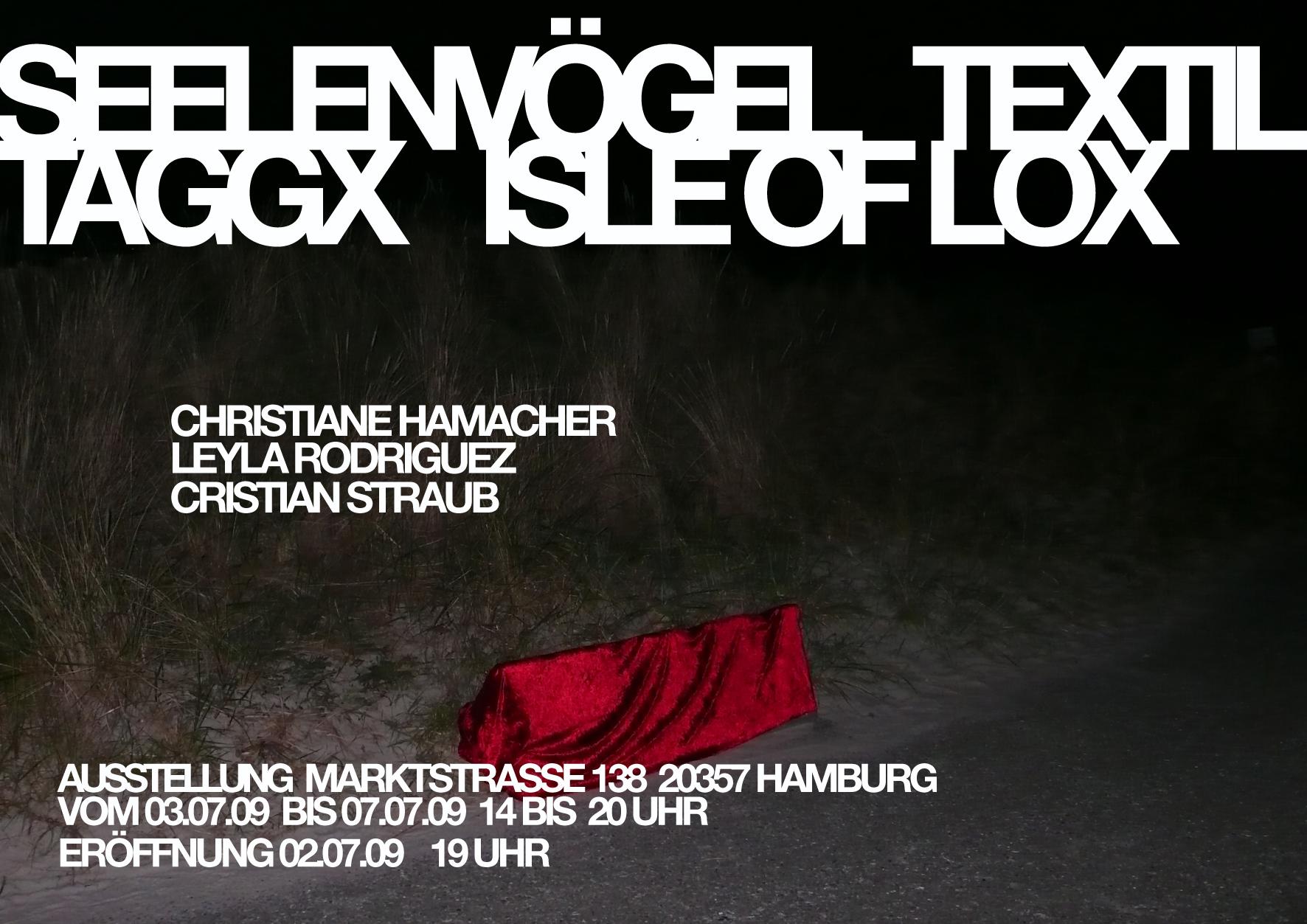 Seelenvögel, Textiltaggx, Isle Of Lox