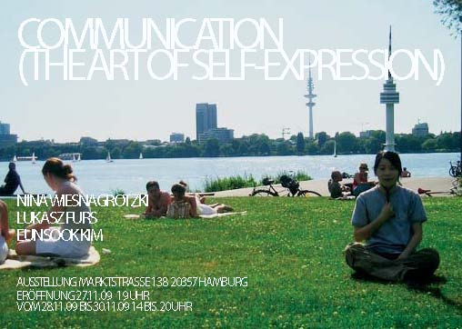 COMMUNICATION (THE ART OF SELF-EXPRESSION)