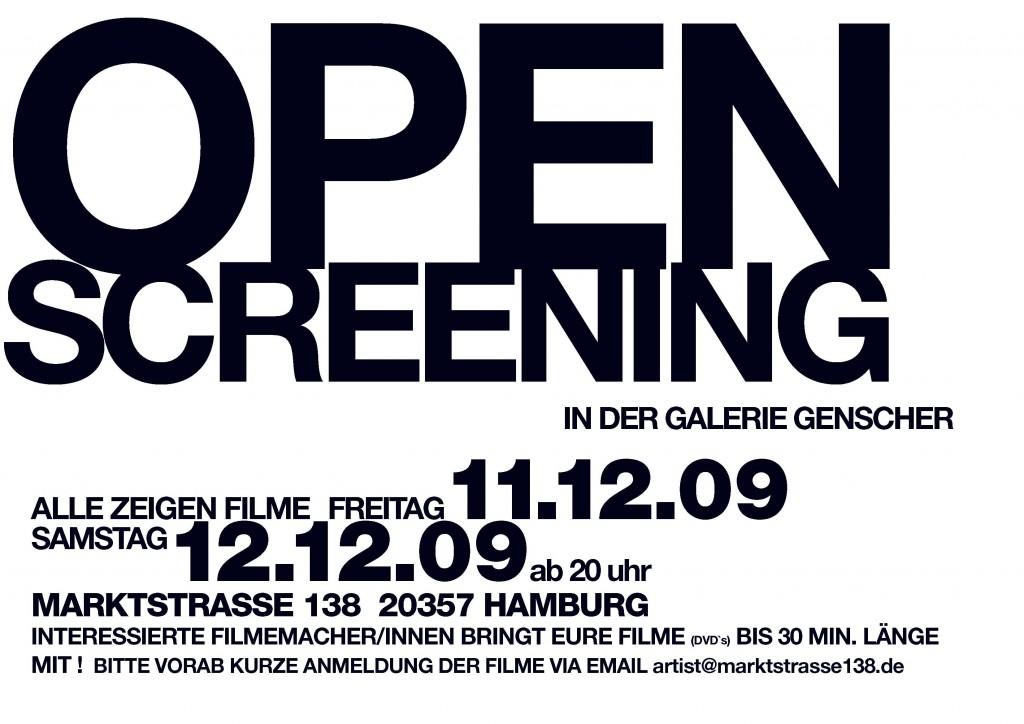 openscreening