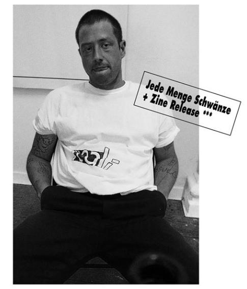 Uwe Bermeitinger, 39, Jede Menge Schwänze + Zine Release ***